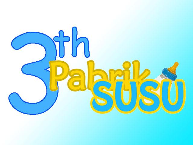 3 tahun Kebersamaan Pabrik SUSU