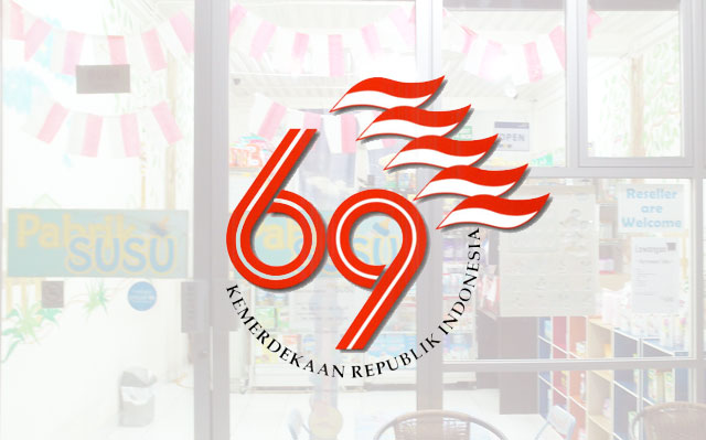 Dirgahayu Republik Indonesia ke-69