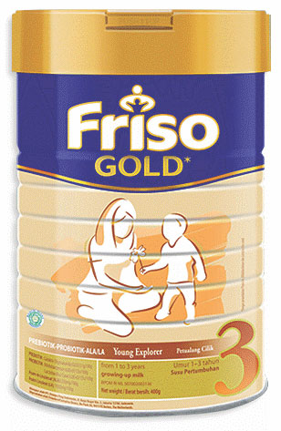 Friso Gold 3 900g